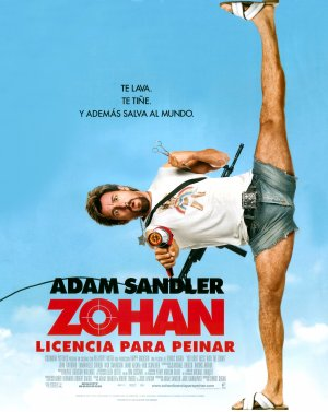 You Don't Mess with the Zohan 2385x3000