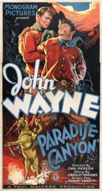 Paradise Canyon poster