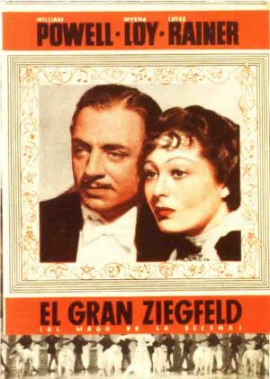 The Great Ziegfeld 592x831