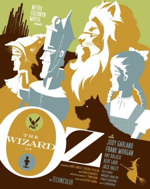 The Wizard of Oz 2426x3066
