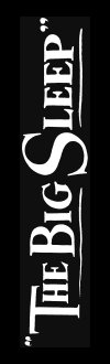 The Big Sleep Logo