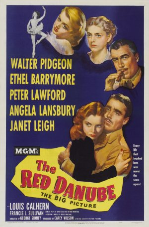 The Red Danube Poster