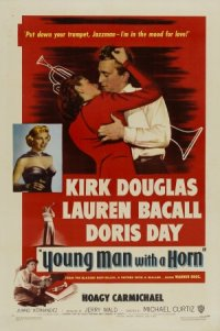 Young Man with a Horn poster