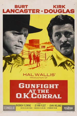 Gunfight at the O.K. Corral 2100x3156