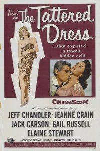 The Tattered Dress poster