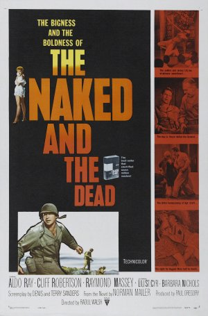 The Naked and the Dead 2111x3200