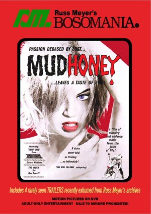Mudhoney Dvd cover