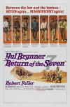 Return of the Magnificent Seven poster