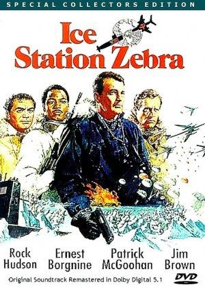 Ice Station Zebra 716x1000