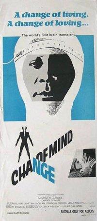 Change of Mind poster