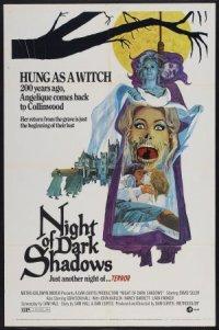 Night of Dark Shadows poster