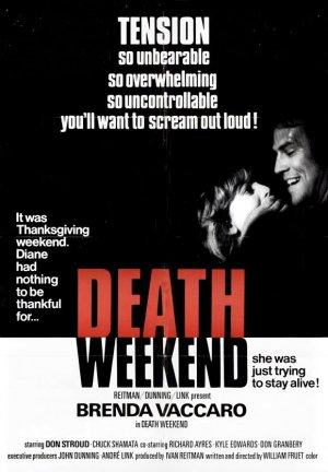 Death Weekend Poster