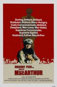 MacArthur, the Rebel General poster