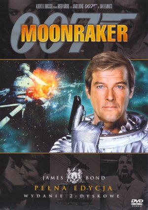 Moonraker Cover