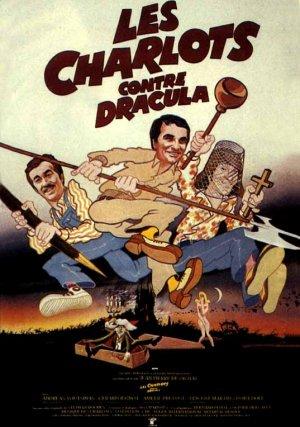 Les Charlots contre Dracula 537x764