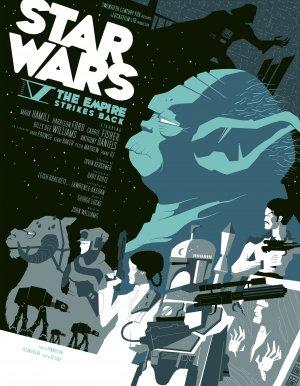 Star Wars: Episodio V - El Imperio contraataca 2384x3066