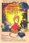 The Secret of NIMH Poster