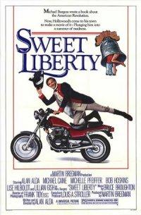 Sweet Liberty poster