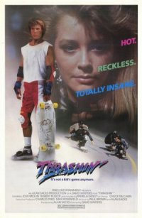 Thrashin' poster