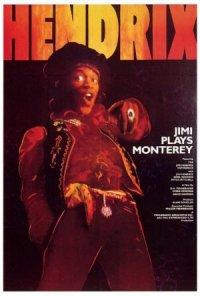 Jimi Plays Monterey poster