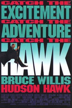 Hudson Hawk 564x842