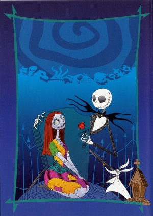 The Nightmare Before Christmas 1532x2164