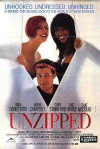 Unzipped poster