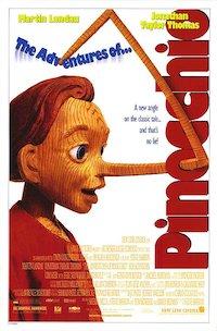 Die Legende von Pinocchio poster