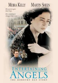 Entertaining Angels: The Dorothy Day Story poster