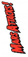 Mars Attacks! Logo