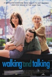 Walking and Talking poster
