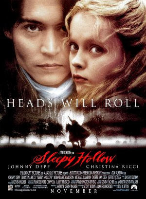 Sleepy Hollow Advance poster