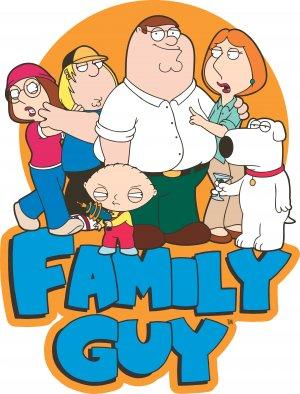 Family Guy 3810x5000
