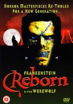 Frankenstein & the Werewolf Reborn! 1540x2175