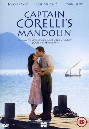 Captain Corelli's Mandolin 673x969