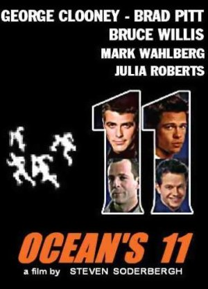 Ocean's Eleven 359x500