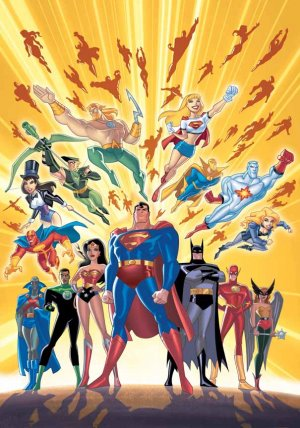 Justice League 605x864