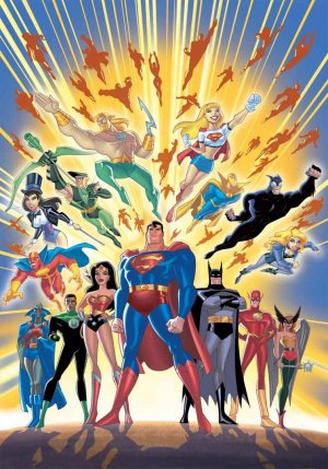 Justice League 756x1080