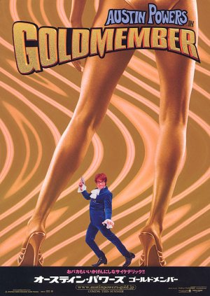 Austin Powers in Goldmember 516x728