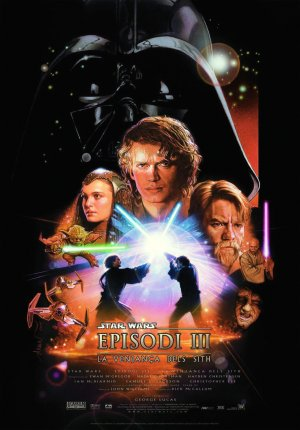 Star Wars: Episodio III - La venganza de los Sith 1046x1500