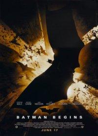 Batman inicia poster