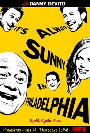 It's Always Sunny in Philadelphia 486x720