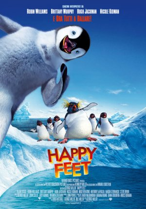 Happy Feet 500x714