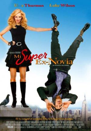 My Super Ex-Girlfriend 694x1000