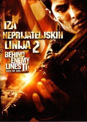 Behind Enemy Lines II: Axis of Evil 937x1310