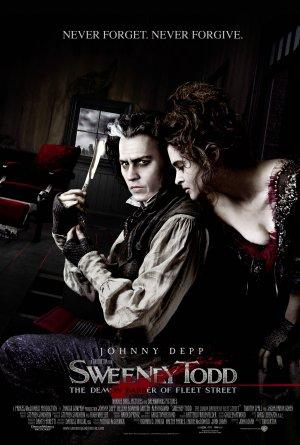 Sweeney Todd: The Demon Barber of Fleet Street 2445x3623