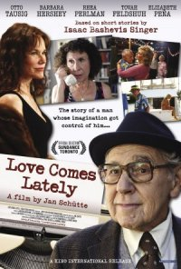 Love Comes Lately poster