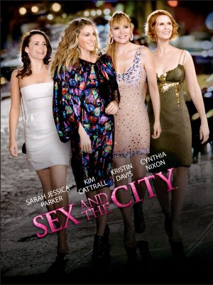 Sex and the City 3084x4133