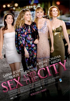 Sex and the City 1820x2600