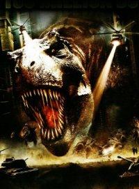 100 Million BC - La guerra dei dinosauri poster
